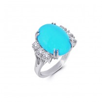 Turquoise Ring - ST6811
