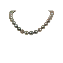 Black South Sea Pearl Necklace