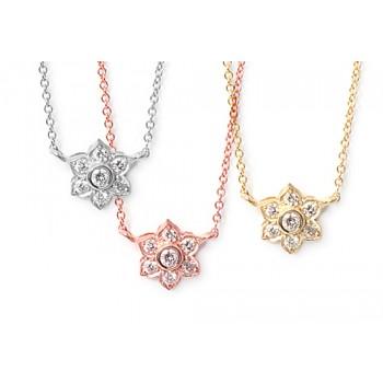 Flowerette Necklace